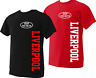 LIVERPOOL T SHIRT keep the faith football sports fc funny MENS small to 5XL D