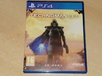 The Technomancer PS4 Playstation 4 **FREE UK POSTAGE**