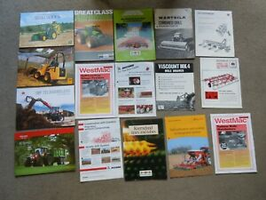 @Quantity of Agricultural Machinery Literature @