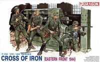 Dragon 1/35 6006 WWII German Cross of Iron (Eastern Front 1944) (4 Figures)