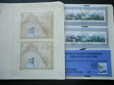 ESTATE: New Zealand Collection on Hagners, Great Item! (p4124)