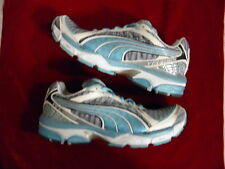 Puma Cell Velosis Womens size 12 Mens sz 10.5 Ronnie Fieg white blue pink DS NEW