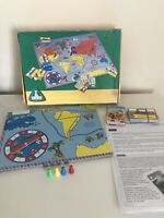 Board Game - Travel the World - ELC Ages 5-8 yrs Complete Education Game