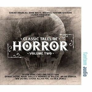 Poe, Edgar Allan-Classic Tales Of Horror CD NEW