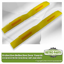 Retro Yellow Protective Reflective Door Guard for Sunbeam. Edge Chip Covers