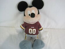 "NFL Mikey Mouse Plush Team Redskin 18"" (OAR37-317)"