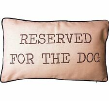Sass & Belle Dog Contemporary Decorative Cushions