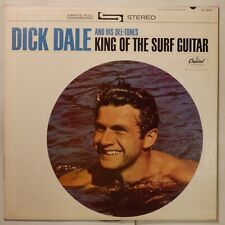 Dick Dale King Of The Surf Guitar Capitol Vinyl LP High Fidelity