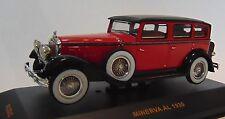 MINERVA AL 1930 * Noir/Rouge * 1:43 Ixo mus042 _