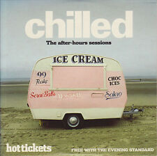 CHILLED: THE AFTER-HOURS SESSIONS - PROMO CD: SNEAKER PIMPS, MORCHEEBA, AIRLOCK