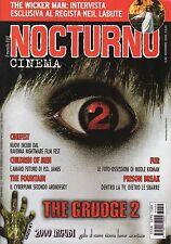 rivista NOCTURNO CINEMA ANNO 2006 NUMERO 52 THE CRUDGES 2