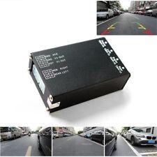 4 Way Car Video Switch Parking Camera 4 View Image Split Screen Control Box