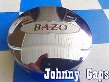BAZO Wheels [51] CHROME Center Caps # BAZO-51 Custom Wheel Center Cap (1)
