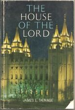 B0017OKG7U The House of the Lord - A Study of Holy Sanctuaries, Ancient and Mode