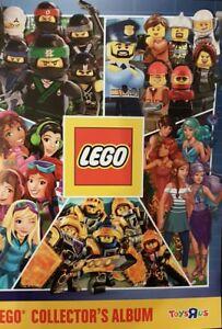 TOYS R US LEGO CARDS, FULL SET X50 +ALBUM