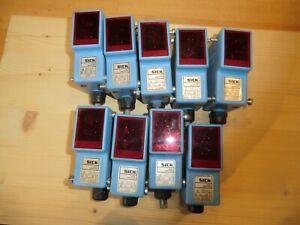 Sick Lichtschranke Reflexionsschalter Reflexionslichtschranke WL 33-01