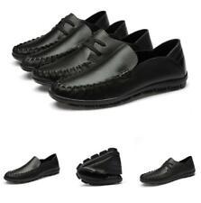 Men Leisure Faux Leather Shoes Driving Moccasins Business Soft Comfy Flats New L
