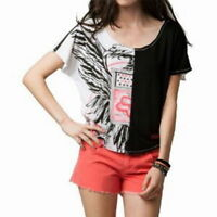 Fox Pit Pass Womens Top X-Small