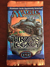 URZA/'S LEGACY BOOSTER PACK STILL SEALED FREE SHIPPING WITH TRACKING