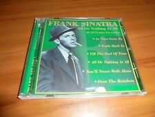 All Or Nothing At All: 20 Of Franks Fovourites By Frank Sinatra (CD 2002) Used