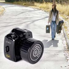 Y2000Mini Smallest Camera Camcorder Video Recorder DVR Spy Hidden Pinhole Cam UK