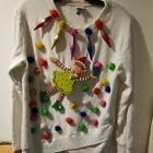 UGly-est  Xmas Sweater Ever!!  Size Small 3D contest winner