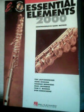 Essential Elements 2000 Flute Book 2 with Cd