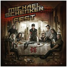 Michael Schenker Fest - Resurrection - New Ltd CD/DVD Digipak