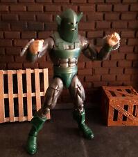 "Marvel Comics Legends Classic Avengers Villain Whirlwind 6"" toy figure NICE"