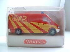 Wiking 608 01 25 H0 1/87 Feuerwehr ELW MB Sprinter OVP B72