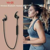 Wireless Bluetooth 4.2 Earphone Earbuds Neckband Headphones Sport Stereo Headset