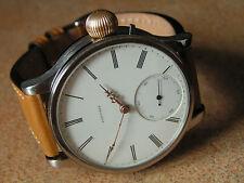 Fine LONGINES Wrist Watch, Unusual Museum Piece -Extraordinary Movement ca1872 !