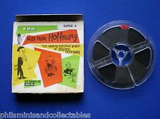 Super 8mm film - Tales from Hoffnung - The Palm Court Orch   200ft  B/W   Sound