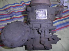 HOLLEY BIG TWO BARREL1259  MODEL,852FFG TRUCK GOVERNOR CARB