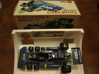Bburago Hat 2102 TYRRELL P34/2 Scala 1:14 Boxed Near MIB