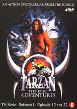 Tarzan: The Epic Adventures - Season 1 Ep. 12-22 NEW PAL Cult 4-DVD Set Joe Lara