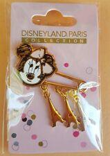 PIN Disneyland Paris TOUR / Tower EIFFEL MINNIE PARISIENNE OE