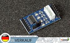 Stepper Schrittmotor Treiber Board ULN2003 blau mit Signal-LEDs für Arduino
