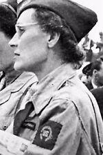 WW2 - Elisabeth de Miribel, secrétaire du Gal de Gaulle en Angleterre
