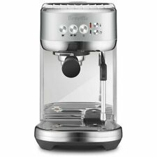 NEW Breville The Bambino Plus Espresso Stainless Steel Coffee Machine BES500BSS