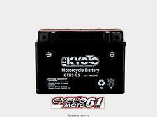 Batterie moto kyoto YTX9-BS Suzuki GSF 650 Bandit N / S 2005 à 2015