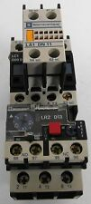 Telemecanique LC2D0901 Contactor 220-240V 60Hz Coil with LA1 DN 11 and LRD1306