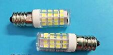 2 DEL ampoule, lampe pour combine toutes les machines à coudre-Schraubfassung-e14 220 V -3,5 W