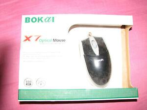 PS/2 Optical Wheel Mouse