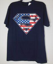 Superman * NEW Men's Medium * T-Shirt Graphic Tee NWT Short Sleeve Man of Steel