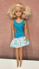 Vintage Betty Teen Tong doll blonde fashion doll Barbie clone eyelashes