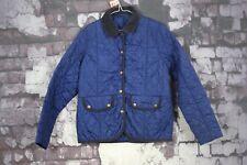 Barbour Blue Vintage Quilt Jacket size XXL (14/15) No.R417 10/1