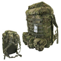 Marauder SAS / PARA BERGEN - British Army MTP Multicam - 100L Capacity -UK Made