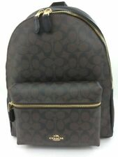 Coach Charlie Backpack in Signature F58314