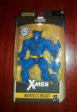 "Marvel Legends 6"" X-Men Wave 4 - Beast (CALIBAN BAF) Brand New"